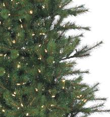10 ft southern peace pine christmas tree with clear led lighting