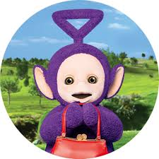 tinky winky teletubbies series tellytubbies
