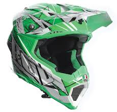 motocross helmet for sale helmat agv agv ax 8 evo scratch motocross helmet white green
