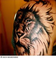 lion free tattoo design beautiful lion tattoos part 10 3d
