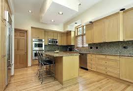 Light Wood Cabinets Kitchen Light Wooden Kitchen Cabinets Kitchen Oak Cabinets With Light