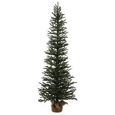 artificial pine christmas tree sears