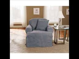 chair slipcovers t cushion suede 1 t cushion chair slipcover dining room