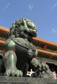 shishi statue a ming dynasty imperial guardian lion shishi or lion
