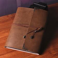 vintage leather photo album vintage albums