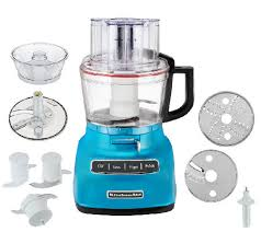 kitchen aid food processor kitchenaid 9cup exact slice food processor w fry dough