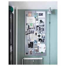 kitchen bulletin board ideas spontan magnetic board ikea