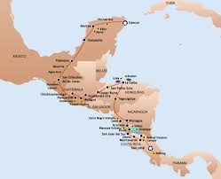 Mexico Map Cancun by Hop On Hop Off Bus Pass Cancun Costa Rica