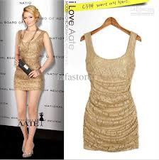 gold party dress 2013 wash gold women s lace party mini dress package hip