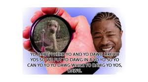 Yo Dawg Meme - top 10 funniest yo dawg memes ever youtube