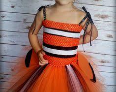 finding dory tutu dress sparkly fish tutu inspired handmade