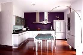 cuisine grise et aubergine deco cuisine gris et aubergine idée de modèle de cuisine