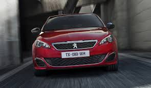 pejo araba video 2016 peugeot 308 gti goes looking for trouble