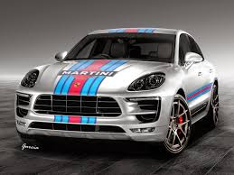 martini rossi racing macan in martini livery porsche macan forum