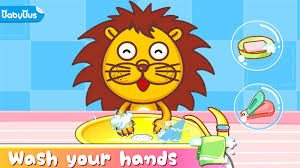 healthy colors healthy little baby panda android apps on google play