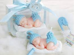 candle baby shower favors new 3d sleeping baby candles flameless candles baby birthday party