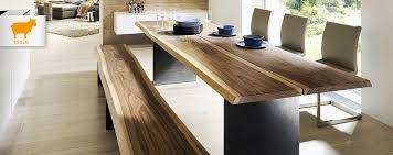 esszimmer einrichtung handgefertigte möbel aus massivholz holzmöbel möbelhaus messmer