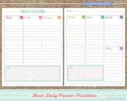 maxine renee designs free 2014 basic planner printables college