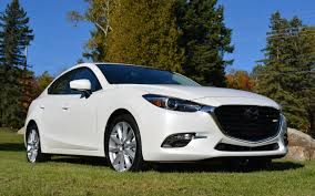 mazda 4 door cars 2017 mazda3 refined for everybody u0027s pleasure review 2017 mazda 3