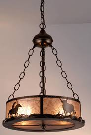 Hanging Light Decorations Western Hanging Light Fixture