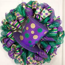 mardi gras hat glitter polka dot mardi gras top hat hg102830 mardigrasoutlet