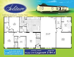 Double Wide Mobile Home Floor Plans Spacious Double Wide Manufactured Floorplans In New Mexico Texas
