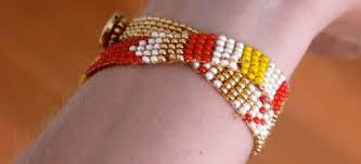 diy beaded wrap bracelet pumps u0026 iron