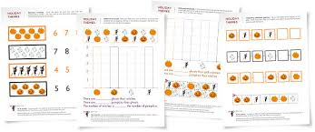 halloween worksheets to delight your young child