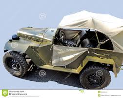 gaz 67 soviet world war ii all wheel drive vehicle gaz 67 stock photo