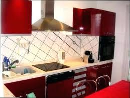 peindre meuble cuisine stratifié peinture pour meuble stratifie castorama mediacult pro