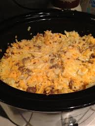 Main Dish Crock Pot Recipes - crock pot breakfast uncooked jpg 480 640 pixels main dishes