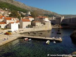 Kings Landing Croatia by A Game Of Thrones View Of Dubrovnik Croatia Two Up Travels