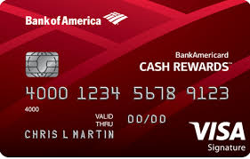 bank of america rewards credit card for students review