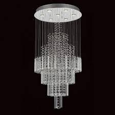 Chandelier Wine Glass Lighting Elegant Glass Chandelier For Decorating Your Home