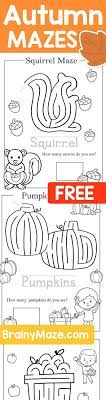 free printable mazes and activity pages for thanksgiving free