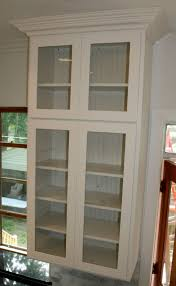 Glass Door Kitchen Wall Cabinets The Kitchen Wall Simple Kitchen Wall Cabinets With Glass
