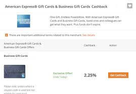 business gift cards two promotions to make money with american express gift cards