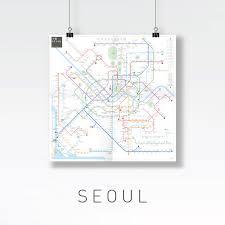 Korea Subway Map by Seoul Public Transport Page 12 Skyscrapercity
