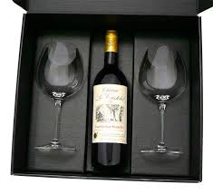 wine glass gift cellar accessories gift ideas gift box wine