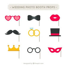 Photo Booth Accessories Booth Vectors Photos And Psd Files Free Download