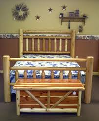 Cedar Bedroom Furniture Rustic Bedroom Furniture Zimmermans Country Furniture Everett Pa