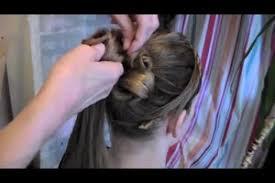 Hochsteckfrisurenen Mit Haarteil by Anleitung Für Eine Hochsteckfrisur Mit Haarteil