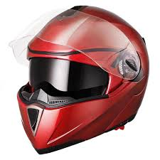 helmet motocross amazon com yescom full face flip up modular motorcycle helmet dot