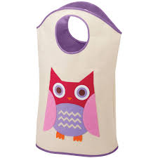 Laundry Hamper For Kids by Kid U0027s Laundry Hamper Tote Owl Walmart Com