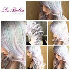 la hair extensions rainbow hair la nano ring hair extensions