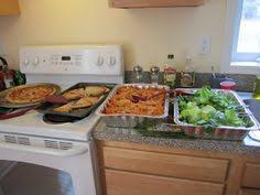 Large Party Dinner Ideas - feeding a crowd on the cheap group cheap party food and food