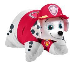 Cushion Pets Paw Patrol Pillow Pets Chase Marshall Skye Soft Plush Cushion Ebay