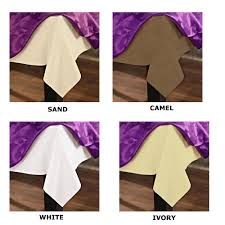 flannel backed vinyl table pad protex cut to fit table pad vinyl table cover with flannel backing