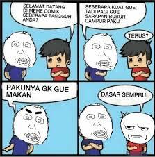 Herp Meme Comic - meme comic indonesia on twitter greget versinya herp http t