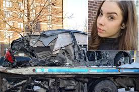 woman celebrating 21st birthday killed in car crash new york post
